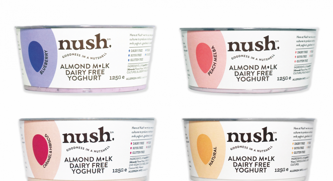 creamy yoghurt nush