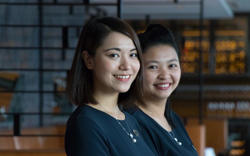 Azijske ženske v hotelirstvu - Babes - Xxx Fotografije-2965