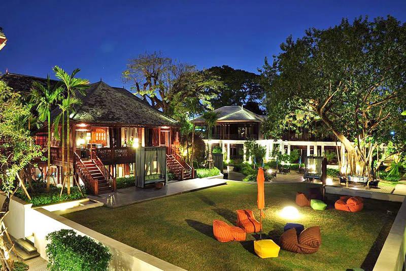 Luxury asian hotels