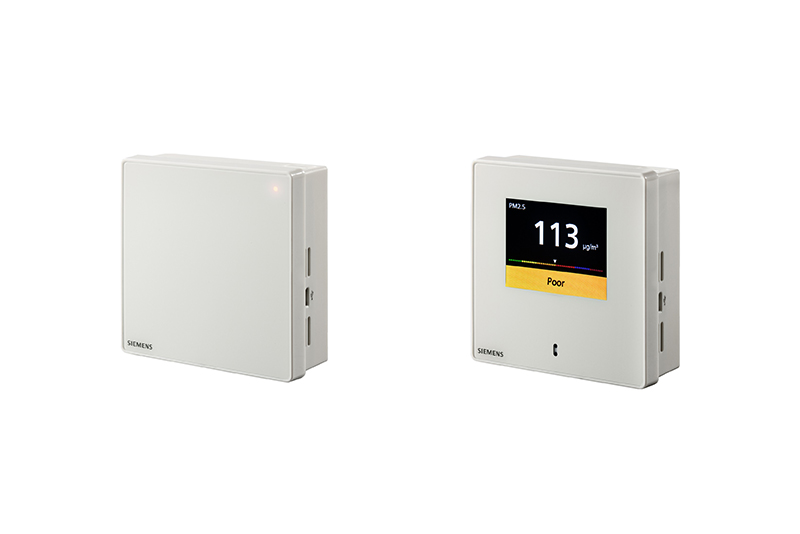 Siemens-Dust-Sensor