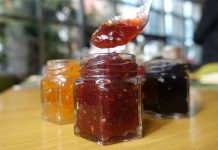 Hibiscus-strawberry-jam