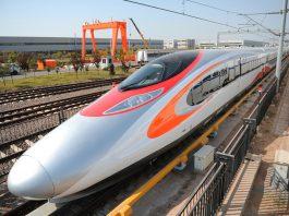 Guangzhou – Shenzhen – Hong Kong Express Rail Link