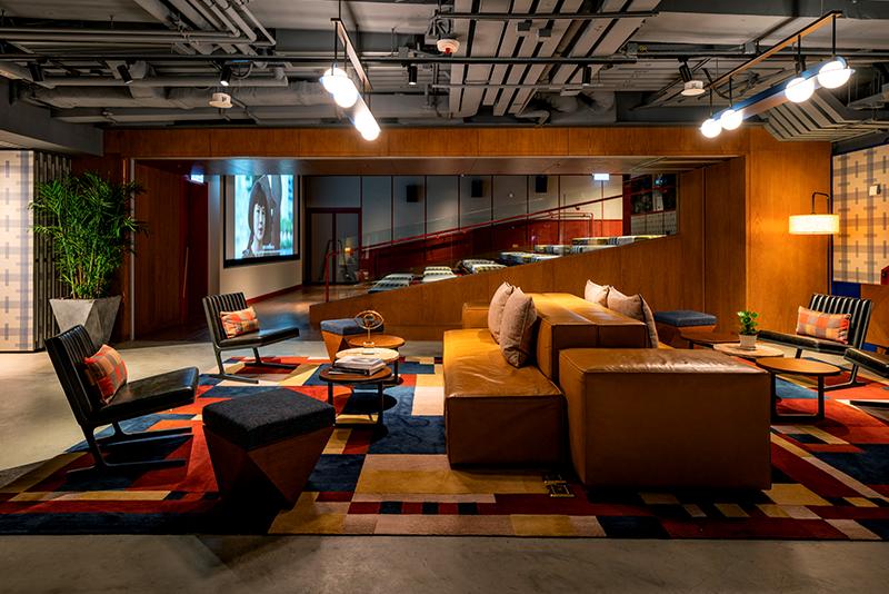 Eaton House Lounge