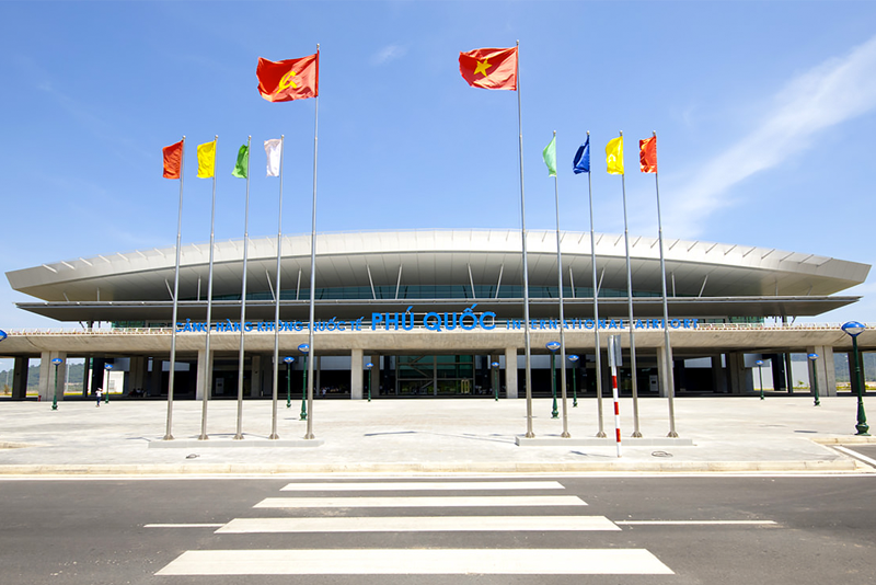 Airports-Vietnam