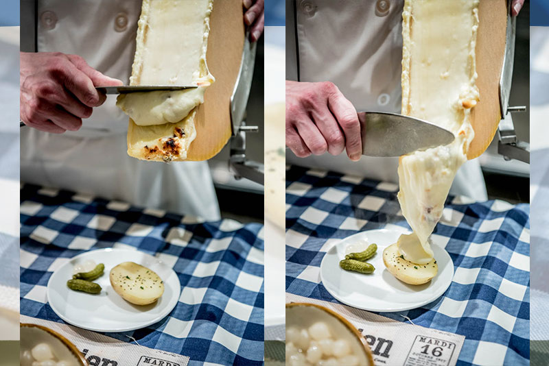 Raclette-Cheese